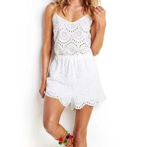 SEAFOLLY 🌊 Broderie Playsuit